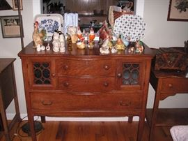 Oak buffet & chicken collection