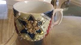 German demitasse cup - 1 of 2