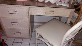 American Drew desk and chair