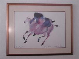 Carol Grigg Framed Art