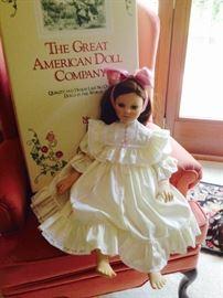 Great American Girl Doll - Martina