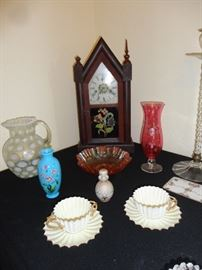 Belleek, Fenton and more.
