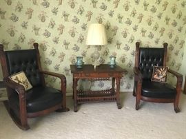 Great antique seating