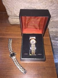 Michele and Elgin Watches