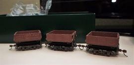 Spectrum train cars