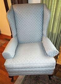 Nice Queen Anne Chair