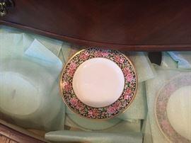 China (Wedgewood bone china)