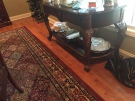 Side table (Broyhill)