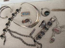 Sterling jewelry