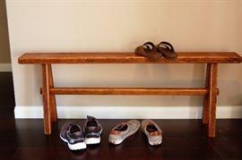 skinny bench