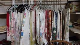 50s table cloths