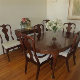 PENNSYLVANIA HOUSE DINING ROOM SUITE