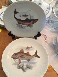 German fish set