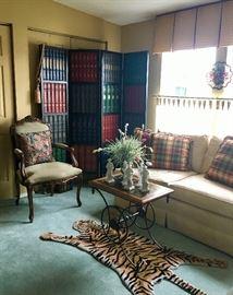 Novelty Library Room Divider