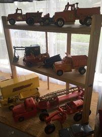 Pressed steel toys!
