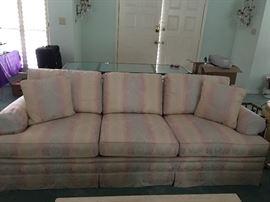 Henredon sofa & love seat