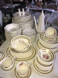 Sets of dishes