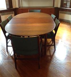 Hans Wegner Dining Suite.