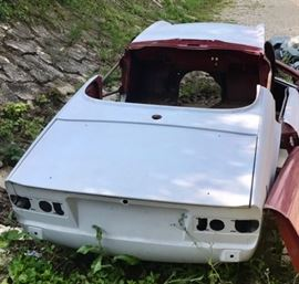 Triumph TR-6, 1974.  All parts are accounted for; just needs to be reassembled!  Asking $10,000 - available for pre-sale