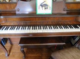 Baldwin  acrosonic  piano-SOLD