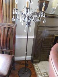 second  arhaus  floor  lamp