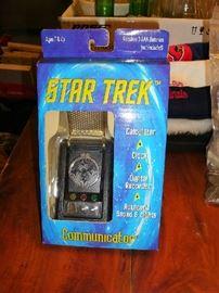 Vintage Star Trek toy