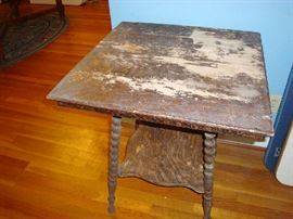 Vintage table ready for refinishing