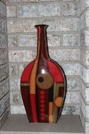 artsy vase