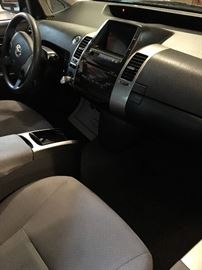 Interior Is Like New...