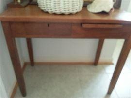 Hoosier Oak kitchen table