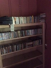 Tons of CD's...lots to see!