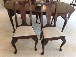 Henkel Harris, Virginia Galleries, Dining Room Chairs