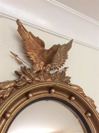 Detail of Federal Mirror