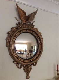 Lovely Federal Mirror
