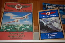 More examples of collectible models