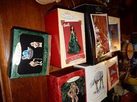 Hallmark Cartoon Ornaments