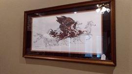 Bev Doolittle 134/1500 Signed Print $2500