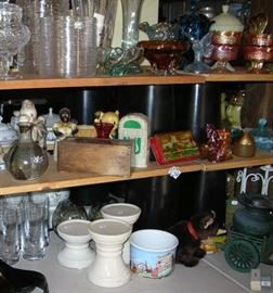 Vintage, retro, antique finds