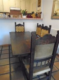 Mexican Style dining set