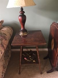 1920s table