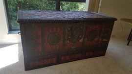 Fabulous Arabian blanket chest Only $450.00
