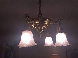 more antique light fixtures for sale