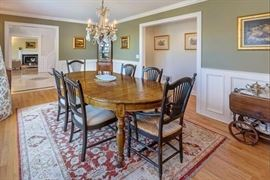 Dining Room Furniture - Shop now at www.SimplyEstated.com
