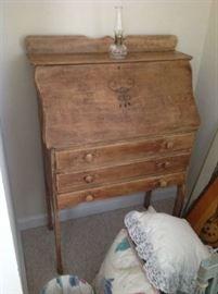 Vintage Writing Desk $ 160.00