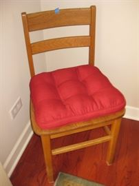 Antique school chair