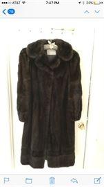 Vintage Mink Coat - perfect condition!