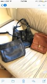 Coach Bags and designer bags