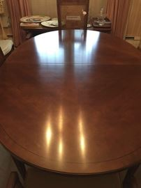 dining room table.  Exquisite!