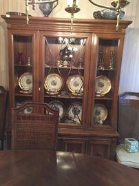 Beautiful China cabinet.  Mint condition!