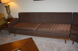 Yet another view of mid-century sofa
